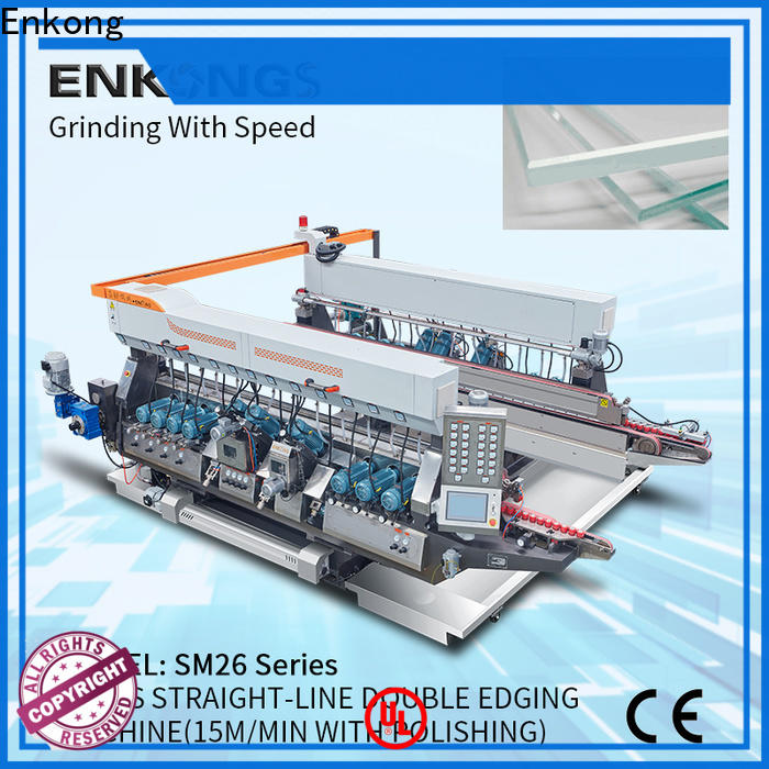 Enkong Best double edger suppliers for photovoltaic panel processing