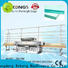 Enkong 45° arrises glass machinery company for processing glass