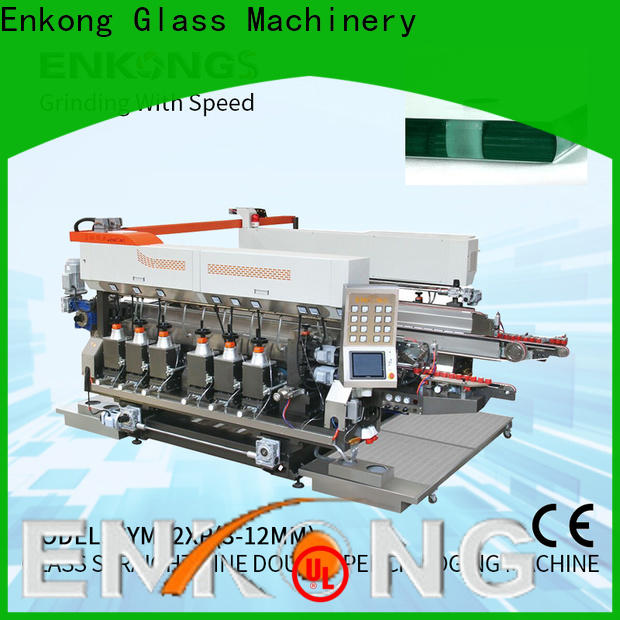 Enkong SM 26 double glass machine suppliers for photovoltaic panel processing