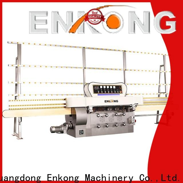Enkong Custom glass edger for sale suppliers for household appliances