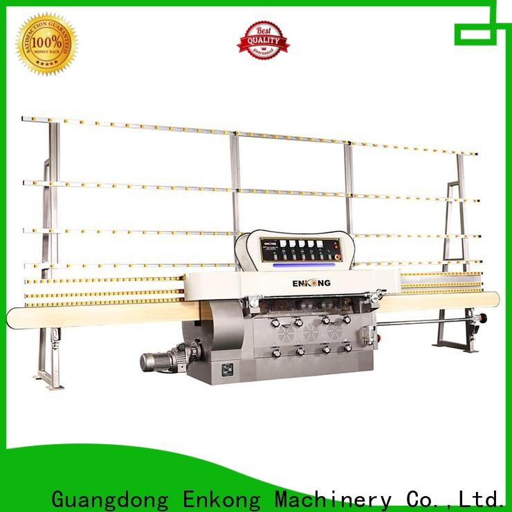 Enkong Custom glass edging machine manufacturers manufacturers for household appliances
