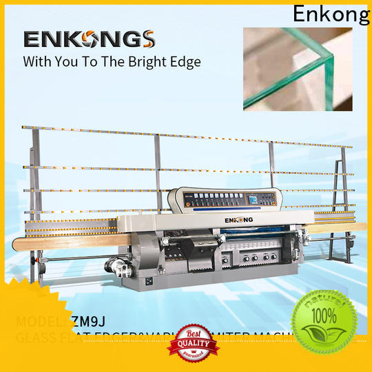Enkong High-quality glass mitering machine suppliers for polish