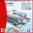 Enkong SM 12/08 small glass edge polishing machine suppliers for round edge processing