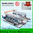 Enkong SM 22 automatic glass edge polishing machine for business for round edge processing