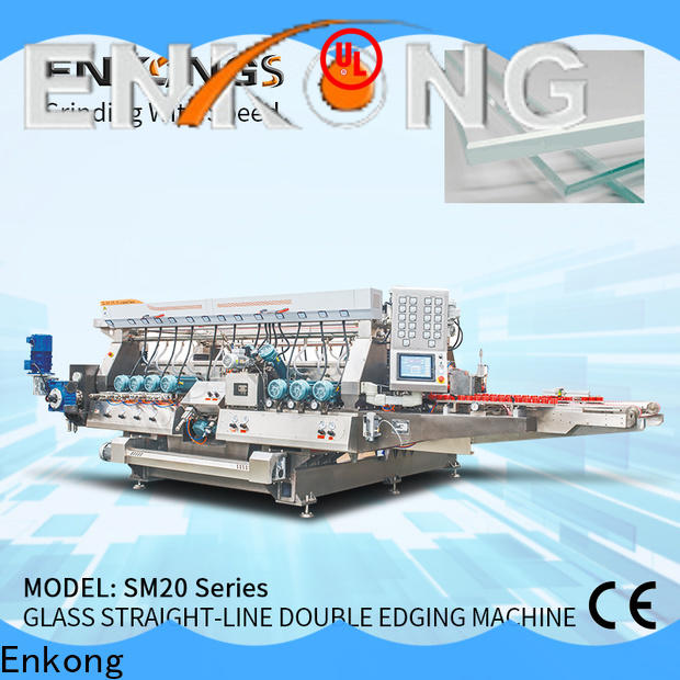 Enkong SM 20 double edger machine manufacturers for household appliances
