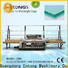 Enkong zm11 glass grinding machine factory for photovoltaic panel processing