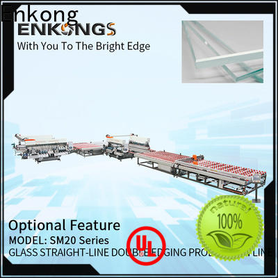 Enkong Wholesale glass edging machine suppliers factory for photovoltaic panel processing