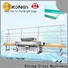 Enkong with ABB spindle motors glass machinery manufacturers for grind