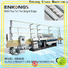 Enkong xm363a small glass beveling machine factory for glass processing