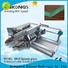 Enkong SYM08 small glass edge polishing machine supply for photovoltaic panel processing