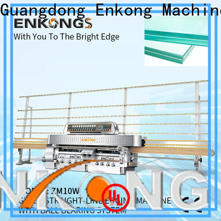 Enkong high precision steel glass making machine price manufacturers for grind