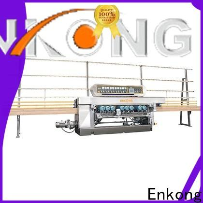 Enkong High-quality glass bevelling machine suppliers suppliers for glass processing