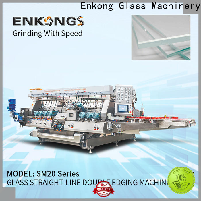 Enkong SM 10 glass edging machine suppliers for business for round edge processing
