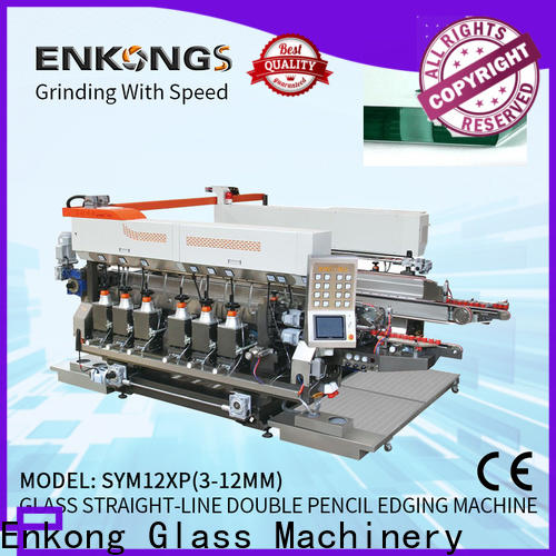 Enkong Latest automatic glass cutting machine for business for round edge processing