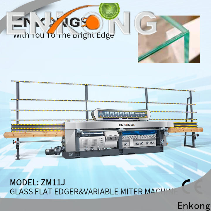 Enkong 60 degree glass machinery company supply for household appliances