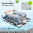 Enkong High-quality automatic glass cutting machine suppliers for round edge processing