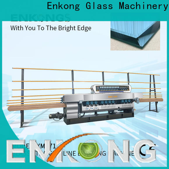 Enkong New glass beveling equipment suppliers for glass processing