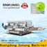 Enkong SM 26 automatic glass edge polishing machine manufacturers for photovoltaic panel processing