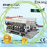 Top glass double edger machine SM 20 supply for photovoltaic panel processing