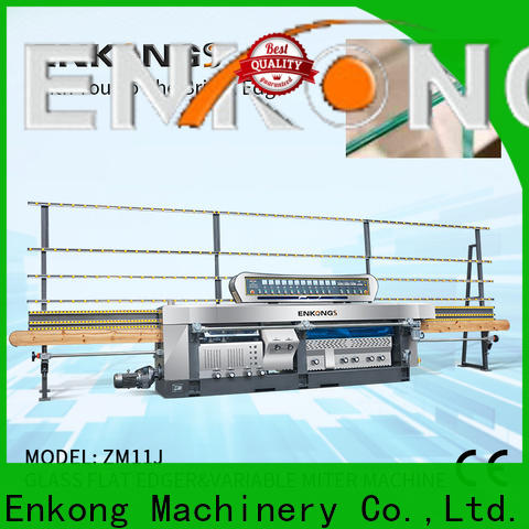 Enkong ZM9J glass machinery company suppliers for grind