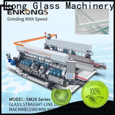 Enkong Wholesale glass double edger company for household appliances