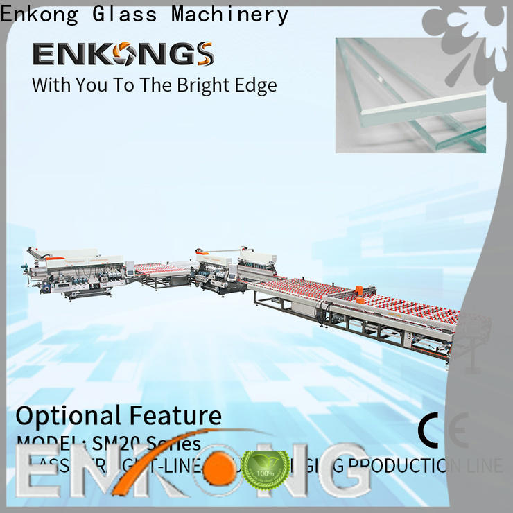 Enkong Best double edger manufacturers for round edge processing