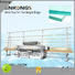 Enkong Custom glass straight line edging machine factory for polish