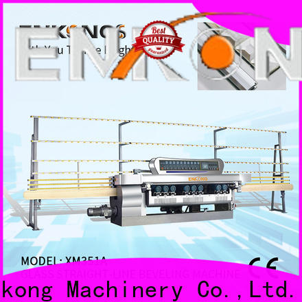 Enkong xm351 glass bevelling machine suppliers suppliers for polishing