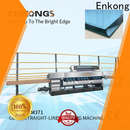 Best glass beveling machine price 10 spindles manufacturers for glass processing