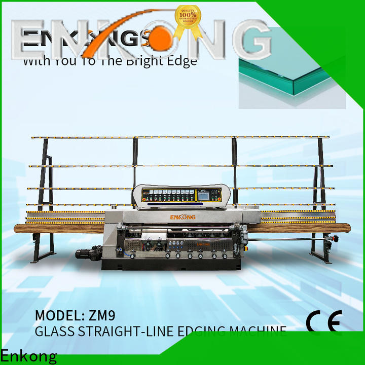 Top glass edge polishing zm11 company for photovoltaic panel processing