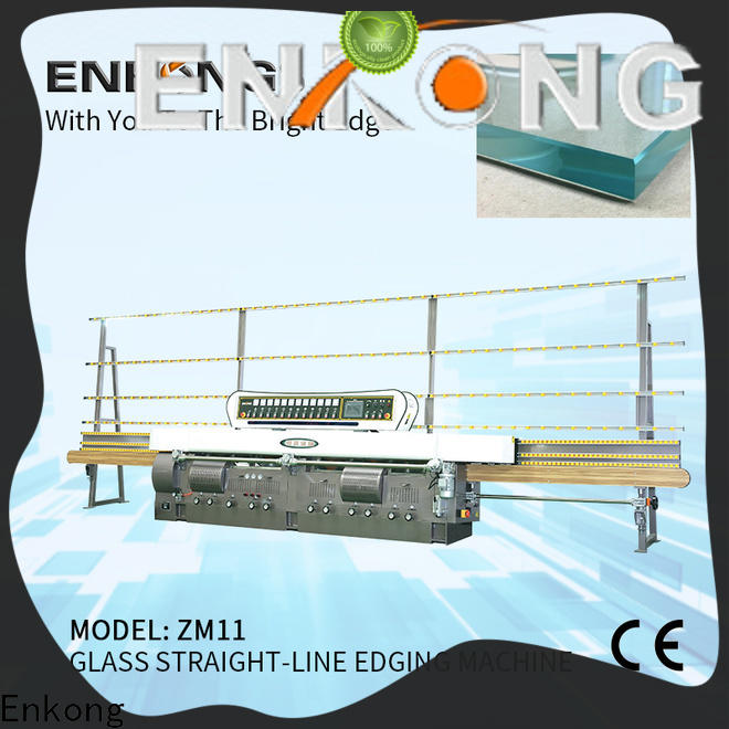 Latest glass cutting machine for sale zm7y manufacturers for round edge processing