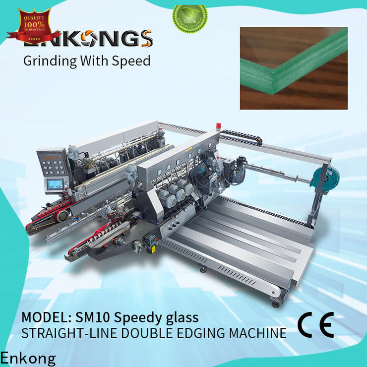 Latest glass edging machine suppliers SM 12/08 supply for photovoltaic panel processing