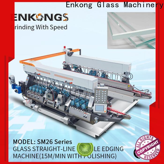 Custom double edger machine SM 26 company for household appliances
