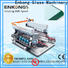 Enkong SM 26 glass double edger for business for round edge processing