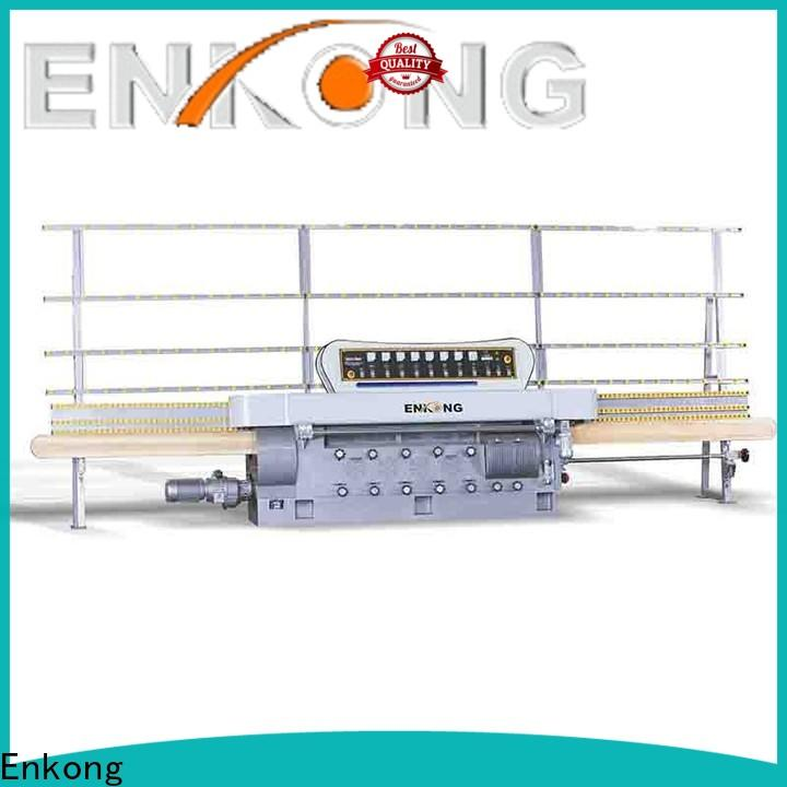 Enkong High-quality glass edging machine price for business for round edge processing