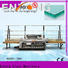 Enkong zm11 portable glass edge polishing machine for business for round edge processing