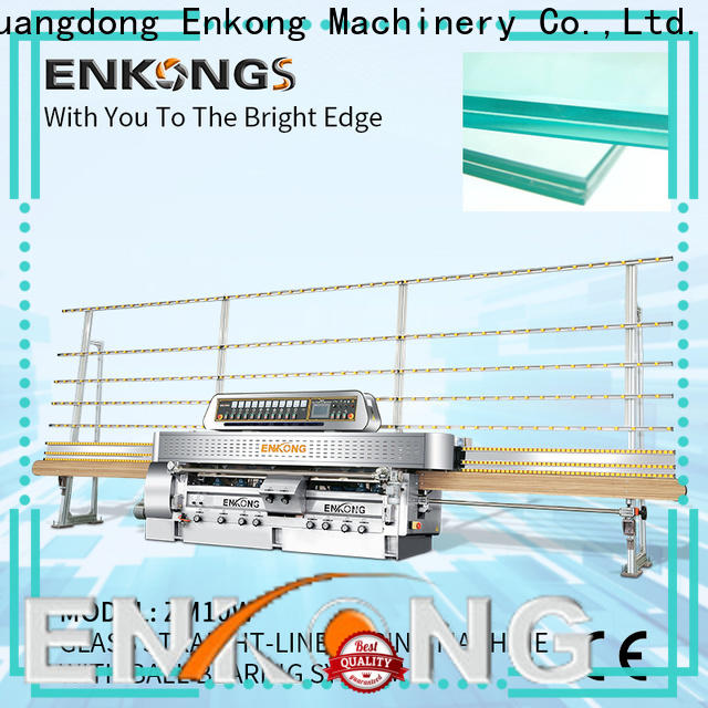 Enkong Custom double glazing glass machine manufacturers for processing glass