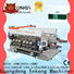 Enkong modularise design small glass edge polishing machine company for round edge processing