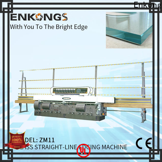 Enkong zm9 cnc glass cutting machine for sale manufacturers for photovoltaic panel processing
