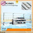 Enkong xm363a glass beveling machine factory for glass processing