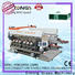 Enkong modularise design automatic glass edge polishing machine for business for photovoltaic panel processing