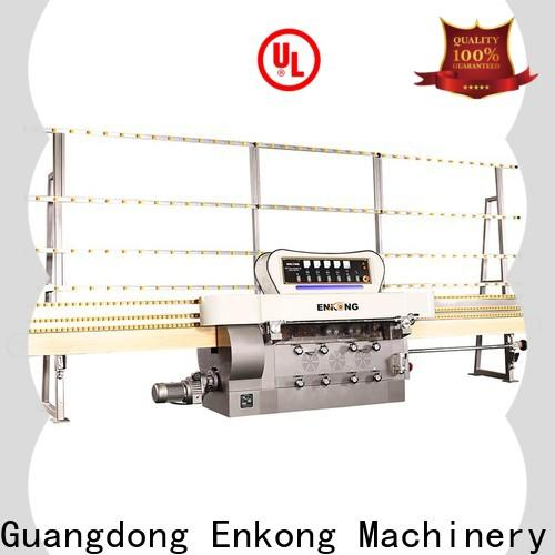 Enkong zm11 glass edge polishing machine for sale manufacturers for household appliances