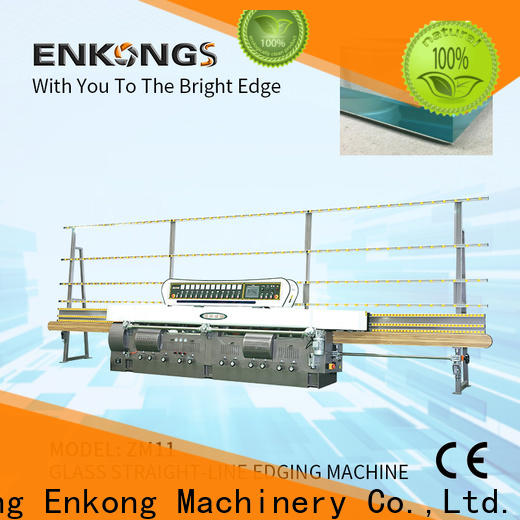 Wholesale small glass edging machine zm7y suppliers for photovoltaic panel processing