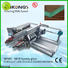 New glass double edger machine SM 26 suppliers for household appliances