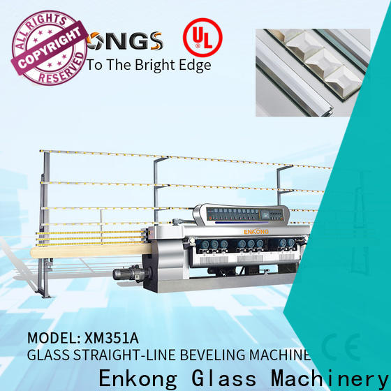 Enkong New glass beveling machine manufacturers suppliers for polishing