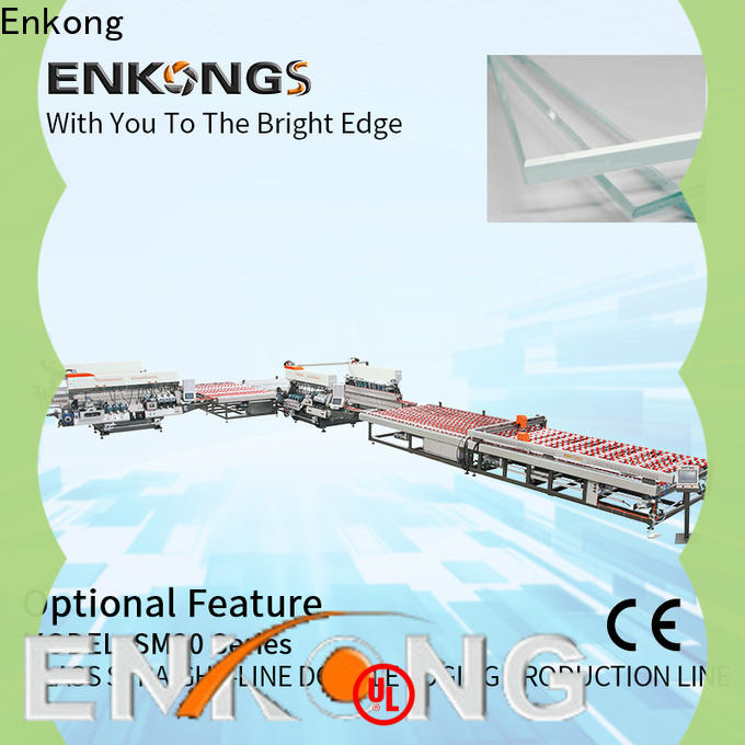 Latest glass edging machine suppliers SM 10 company for photovoltaic panel processing