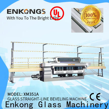 Enkong New glass beveling machine suppliers for polishing