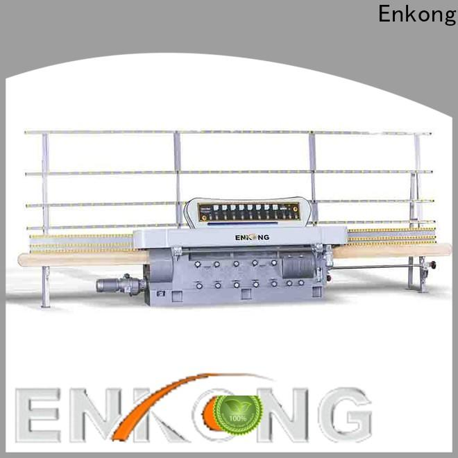 New glass edging machine price zm4y factory for photovoltaic panel processing