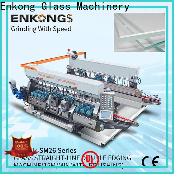 Top small glass edge polishing machine modularise design manufacturers for household appliances