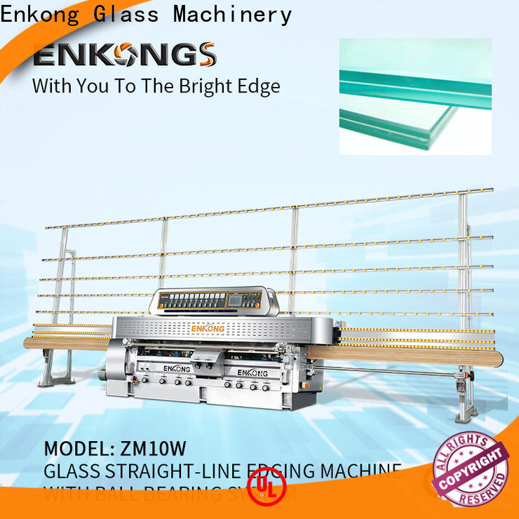 Enkong Custom steel glass making machine price suppliers for processing glass